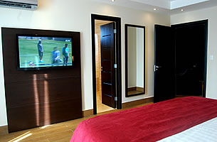Standard room with large bed - Principe Hotel & Suites, Panama