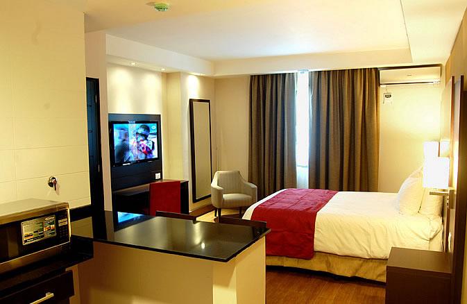 Habitaciones & Suites - Principe Hotel & Suites, Panama